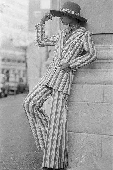 Fashion「Stripy Chic」:写真・画像(19)[壁紙.com]
