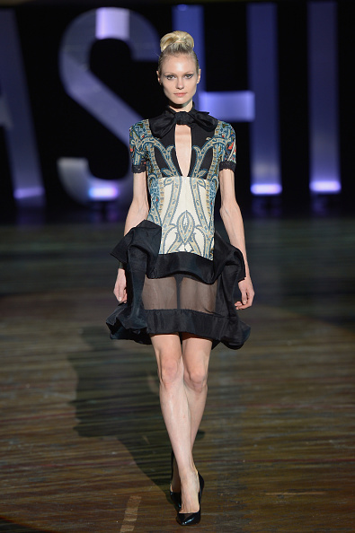 Black Shoe「3rd Annual United Colors Of Fashion Gala」:写真・画像(6)[壁紙.com]