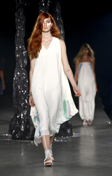 Spring Collection「Boy And Girl By Band Of Outsiders - Runway - Spring 2013 Mercedes-Benz Fashion Week」:写真・画像(11)[壁紙.com]