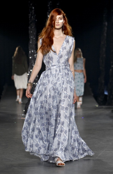Spring Collection「Boy And Girl By Band Of Outsiders - Runway - Spring 2013 Mercedes-Benz Fashion Week」:写真・画像(12)[壁紙.com]