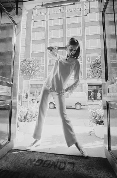 Fashion Model「Palazzo Pyjamas」:写真・画像(13)[壁紙.com]