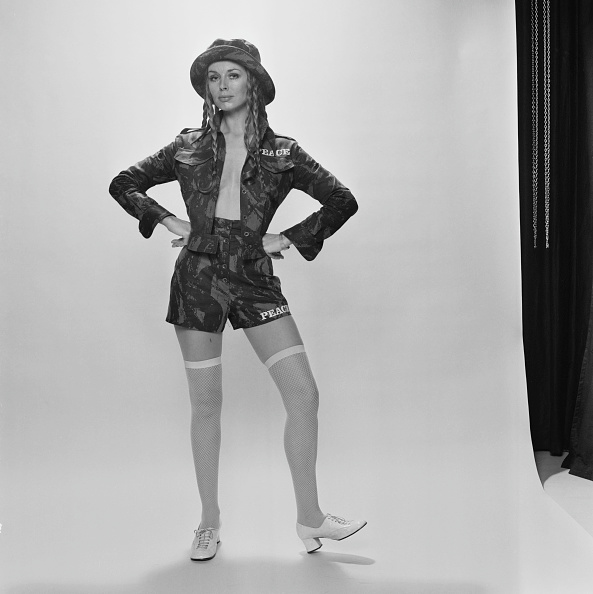 Jacket「1970s Camouflage fashion」:写真・画像(15)[壁紙.com]