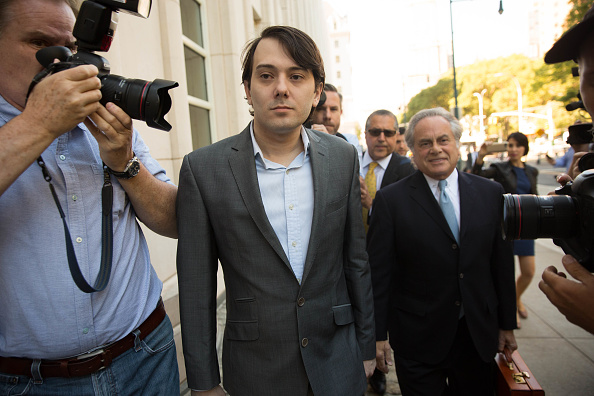 ベストオブ「Jury Selection Begins In Martin Shkreli Securities Fraud Trial」:写真・画像(7)[壁紙.com]