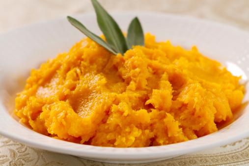 Mash - Food State「Butternut squash prepared in a white bowl」:スマホ壁紙(18)