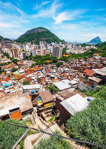 Housing Project「Rio De Janiero - favelas and nice districts」:スマホ壁紙(2)