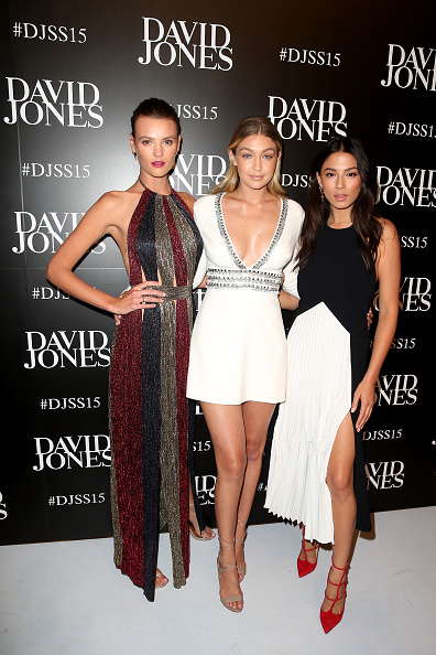 Arrival「David Jones Spring/Summer 2015 Fashion Launch - Arrivals」:写真・画像(17)[壁紙.com]