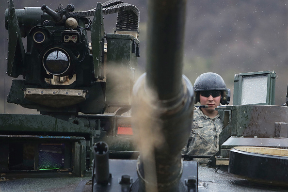 Chung Sung-Jun「Tensions Remain High Near the Korean Border」:写真・画像(14)[壁紙.com]