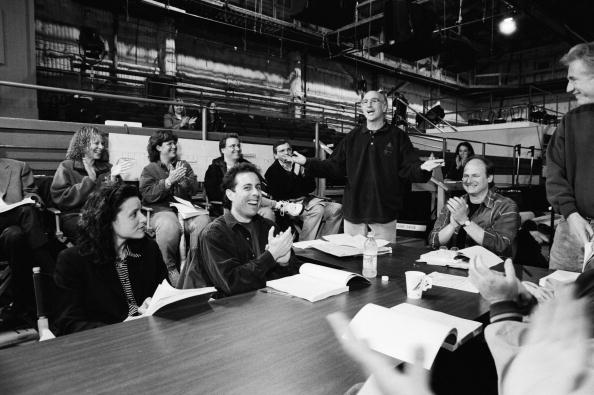 Filming「The Final Shooting Days Of Seinfeld 」:写真・画像(7)[壁紙.com]