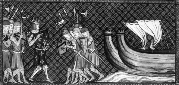 Manuscript「Third Crusade」:写真・画像(13)[壁紙.com]