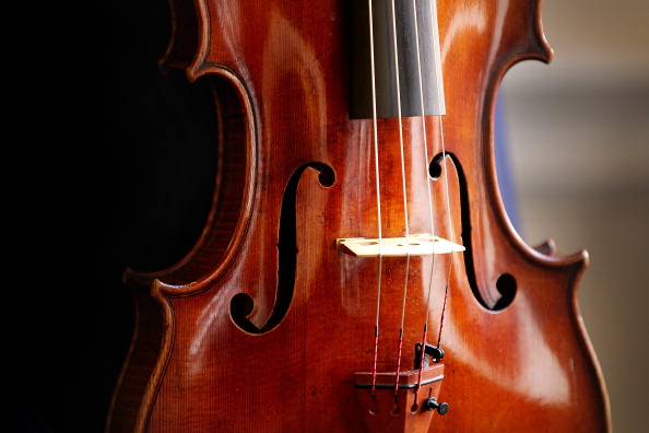 楽器「Recital With The Stradivarius Archinto Viola, One Of The Rarest Musical Instruments In The World」:写真・画像(0)[壁紙.com]