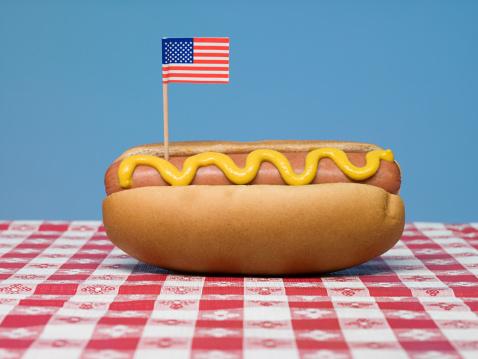 Flag「Hot dog」:スマホ壁紙(19)
