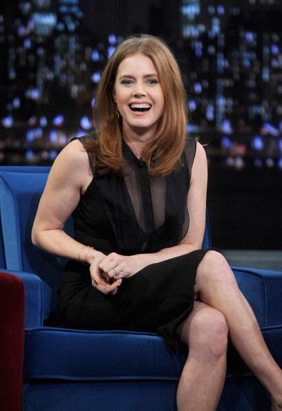 "Visit「Amy Adams Visits ""Late Night With Jimmy Fallon""」:写真・画像(15)[壁紙.com]"