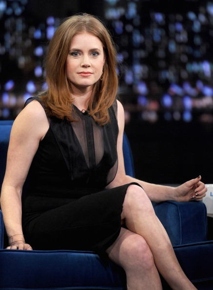 "Visit「Amy Adams Visits ""Late Night With Jimmy Fallon""」:写真・画像(1)[壁紙.com]"