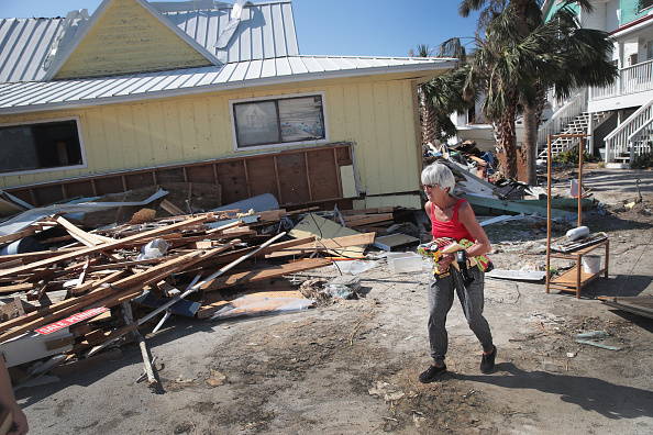 Recovery「Recovery Efforts Continue In Hurricane-Ravaged Florida Panhandle」:写真・画像(18)[壁紙.com]