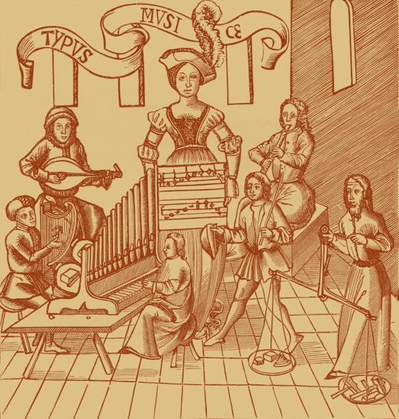 Renaissance「'The Personification of Music'」:写真・画像(17)[壁紙.com]