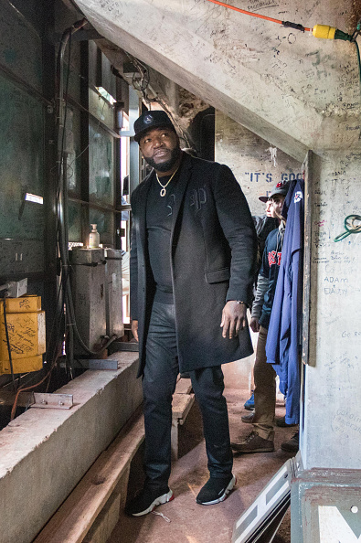 David Ortiz「Mastercard And David Ortiz Deliver Red Sox Fans A Priceless Surprise」:写真・画像(19)[壁紙.com]