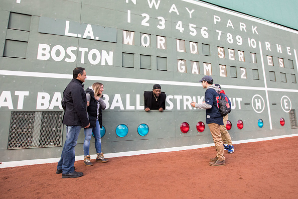 David Ortiz「Mastercard And David Ortiz Deliver Red Sox Fans A Priceless Surprise」:写真・画像(10)[壁紙.com]