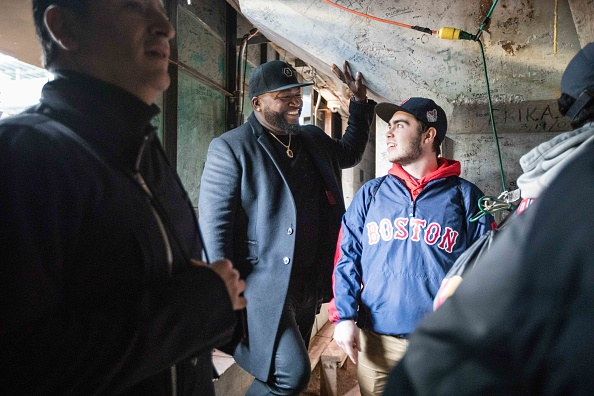 David Ortiz「Mastercard And David Ortiz Deliver Red Sox Fans A Priceless Surprise」:写真・画像(5)[壁紙.com]