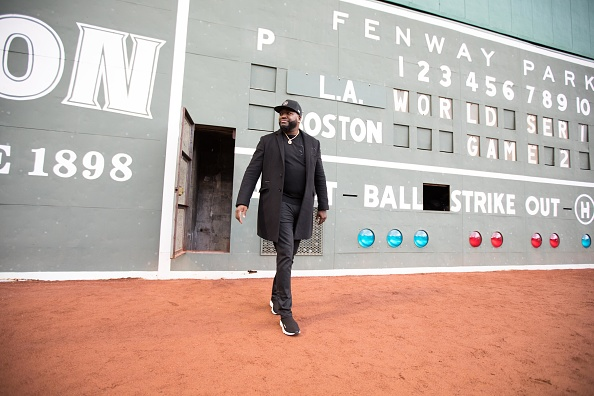 David Ortiz「Mastercard And David Ortiz Deliver Red Sox Fans A Priceless Surprise」:写真・画像(3)[壁紙.com]