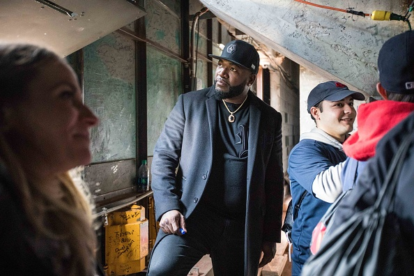 David Ortiz「Mastercard And David Ortiz Deliver Red Sox Fans A Priceless Surprise」:写真・画像(12)[壁紙.com]