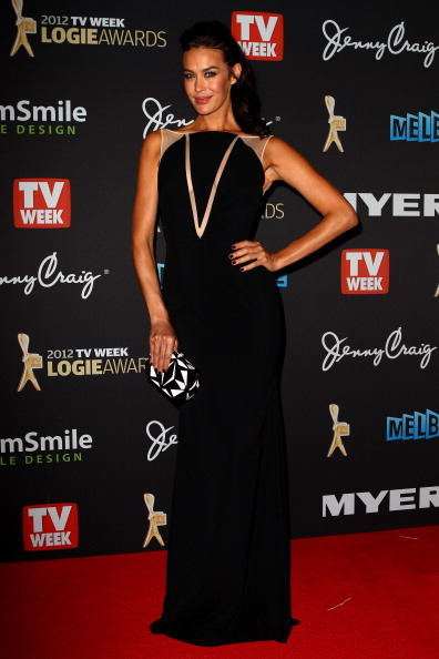 Black Nail Polish「2012 Logie Awards - Arrivals」:写真・画像(7)[壁紙.com]