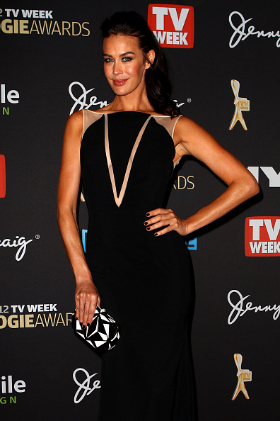 Black Nail Polish「2012 Logie Awards - Arrivals」:写真・画像(6)[壁紙.com]