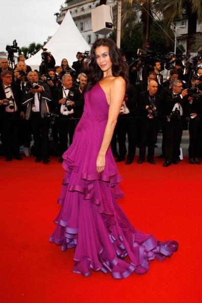 アシメトリードレス「Closing Ceremony & Therese Desqueyroux Premiere - 65th  Annual Cannes Film Festival」:写真・画像(10)[壁紙.com]