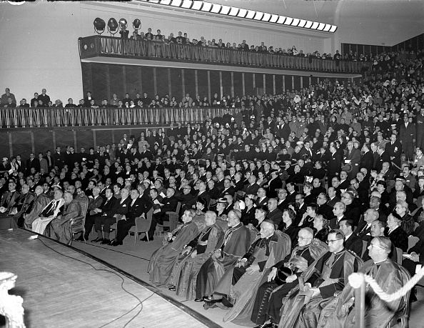 Religious Icon「Religious meeting at the Vatican with Pope Paul VI in 1950」:写真・画像(15)[壁紙.com]