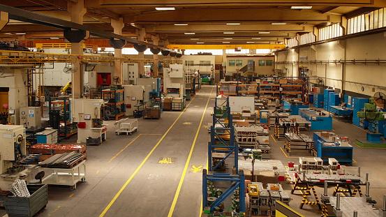 General View「Factory Manufacturing Machine」:スマホ壁紙(16)