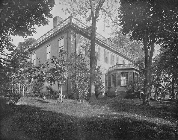 Construction Material「Schuyler Mansion」:写真・画像(4)[壁紙.com]
