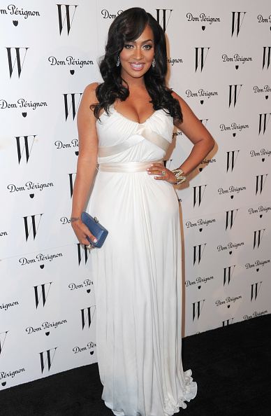 Cuff Bracelet「W Magazine Golden Globe Awards Party - Arrivals」:写真・画像(10)[壁紙.com]