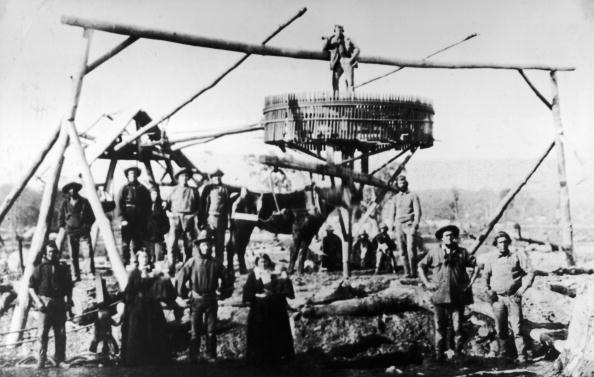 オーストラリア「Gold Miners At Ballarat」:写真・画像(16)[壁紙.com]