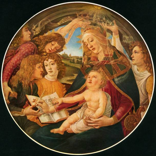 Madonna Of The Magnificat:ニュース(壁紙.com)