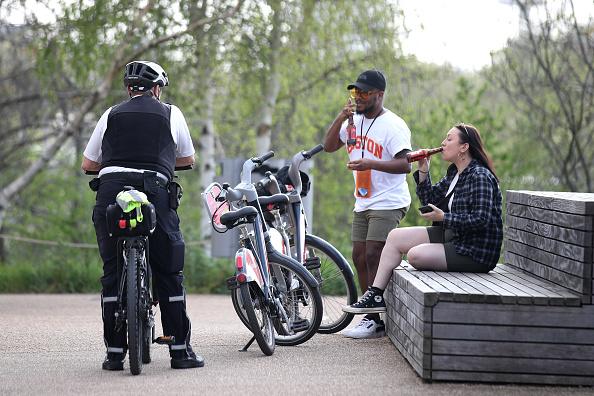 Stratford - London「Britain Celebrates Easter Under Coronavirus Lockdown」:写真・画像(2)[壁紙.com]