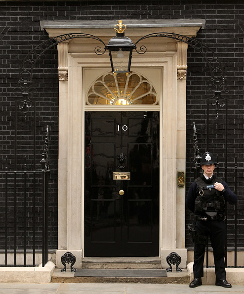 10 Downing Street「Ministers Arrive At Downing Street As The PM Reshuffles The Cabinet」:写真・画像(9)[壁紙.com]
