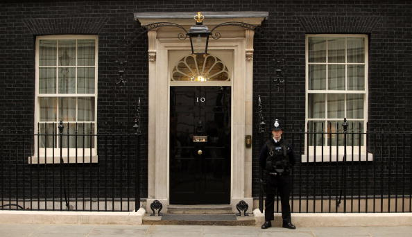 10 Downing Street「Ministers Arrive At Downing Street As The PM Reshuffles The Cabinet」:写真・画像(8)[壁紙.com]