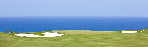 Tropical Golf Course Panorama:スマホ壁紙(壁紙.com)
