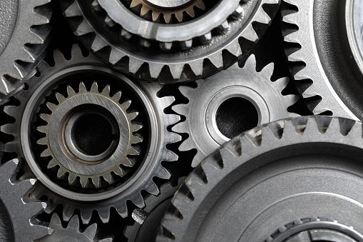 Steel「Machine Gears」:スマホ壁紙(7)