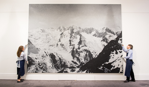 ベストショット「Sotheby's Contemporary Art Sale Preview」:写真・画像(17)[壁紙.com]