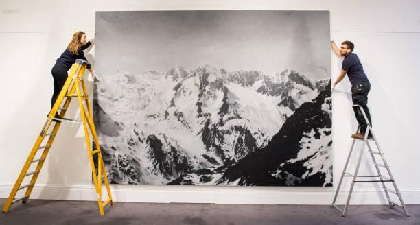 アート「Sotheby's Contemporary Art Sale Preview」:写真・画像(2)[壁紙.com]