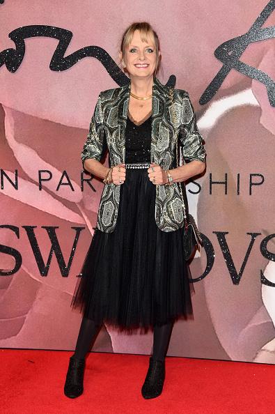 Twiggy - Fashion Model「The Fashion Awards 2016 - Red Carpet Arrivals」:写真・画像(4)[壁紙.com]