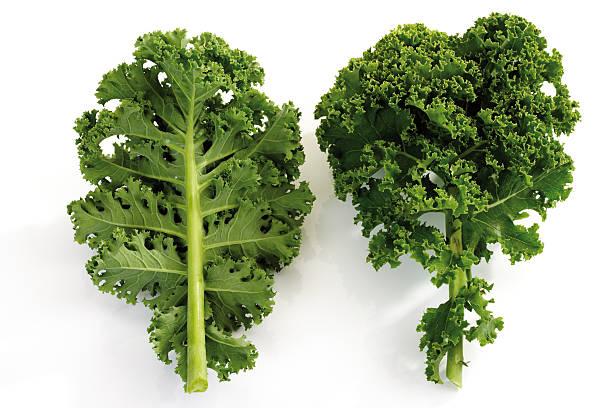 Kale, close-up:スマホ壁紙(壁紙.com)