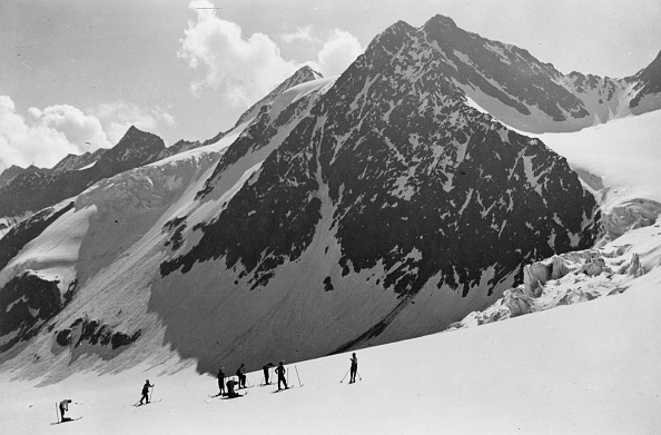 European Alps「Alpine Glacier」:写真・画像(13)[壁紙.com]
