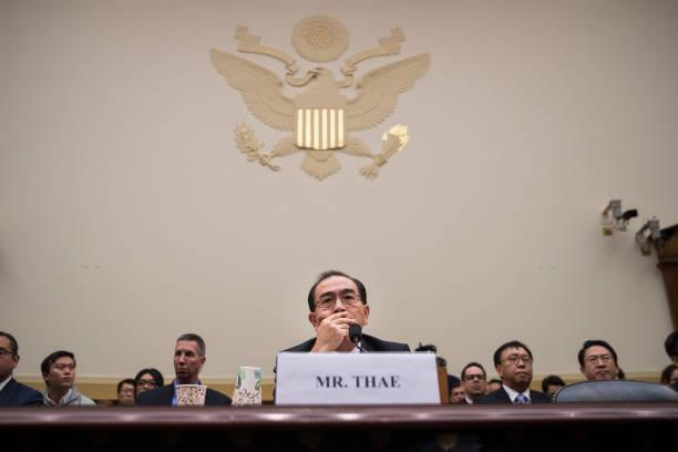 Politics「High-Ranking N. Korean Defector Testifies Before House Foreign Affairs Cmte」:写真・画像(17)[壁紙.com]