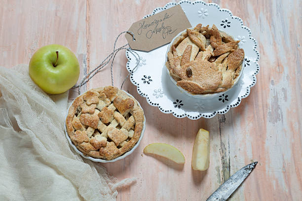 Homemade apple pies:スマホ壁紙(壁紙.com)