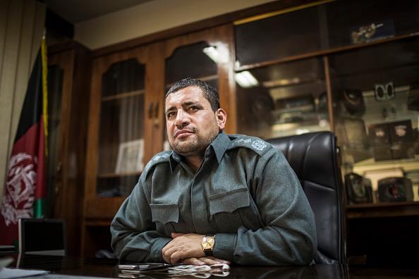 Kabul「Afghan National Police Work To Secure Kabul」:写真・画像(7)[壁紙.com]