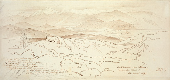 Republic Of Cyprus「View From The Mountains Above Phonia」:写真・画像(13)[壁紙.com]