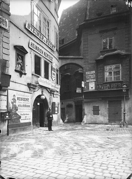 Imagno「Reichenberger Beisl (Griechenbeisl)」:写真・画像(2)[壁紙.com]