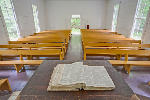 Southern USA「View from the church pulpit」:スマホ壁紙(12)