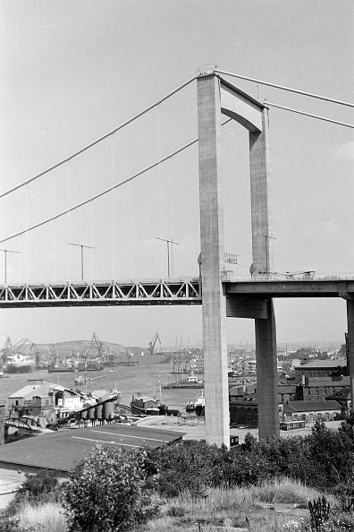 Grass Family「Alvsborg Bridge From Gothenburg」:写真・画像(17)[壁紙.com]